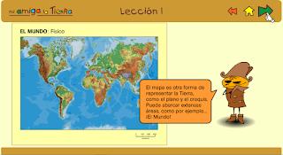 http://primerodecarlos.com/QUINTO_PRIMARIA/UNIDAD_1/actividades/sociales/La_representacion_de_la_tierra/Tema2.swf