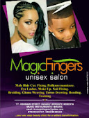 Magic Fingers Unisex Salon