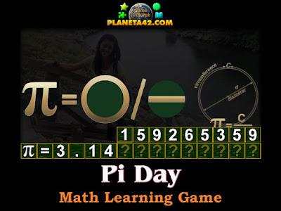 Online Pi Puzzle