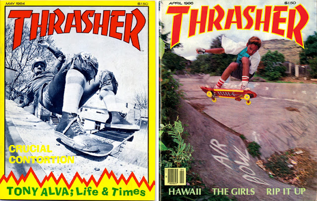 surfin estate blog surf culture lifestyle surfboard skateboard art music trend fashion thrasher magazine 30th anniversary 30ème anniversaire