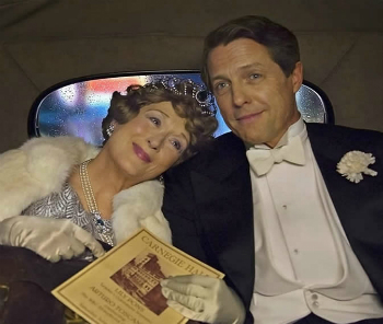 "Movie review of ""Florence Foster Jenkins."""