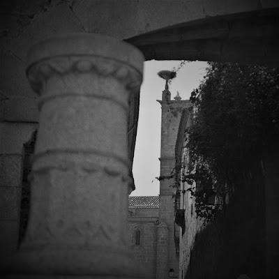 Caceres iglesia de santa María