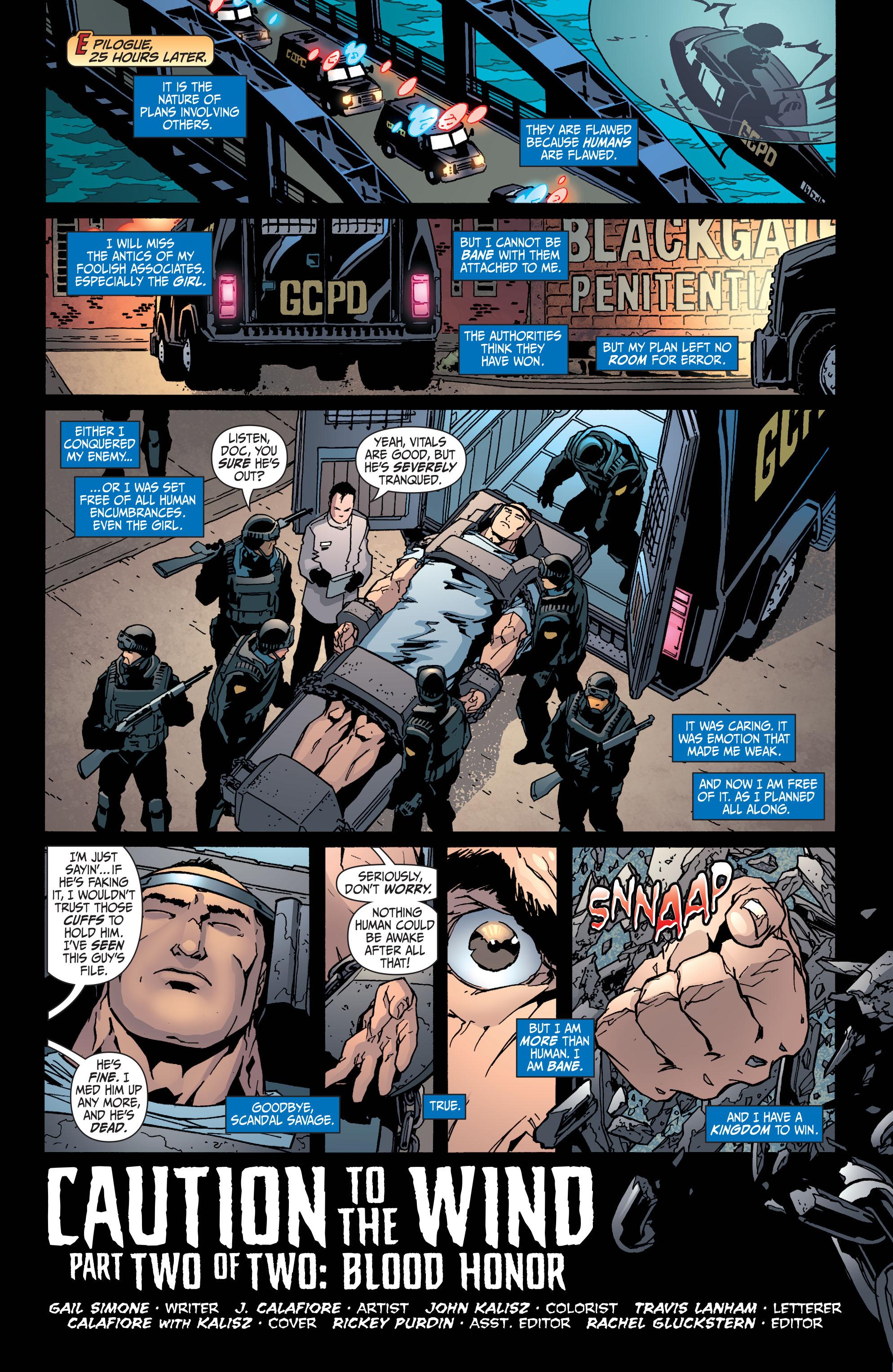 Read online Secret Six (2008) comic -  Issue #36 - 19