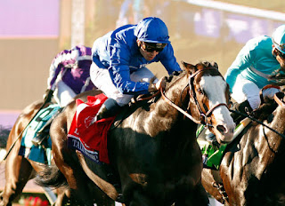 Breeders' Cup - Coming Up Lame