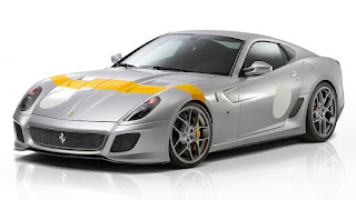 Ferrari 599 GTO Owners Manual