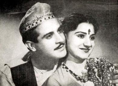 Shyam and Rehana in Surajmukhi