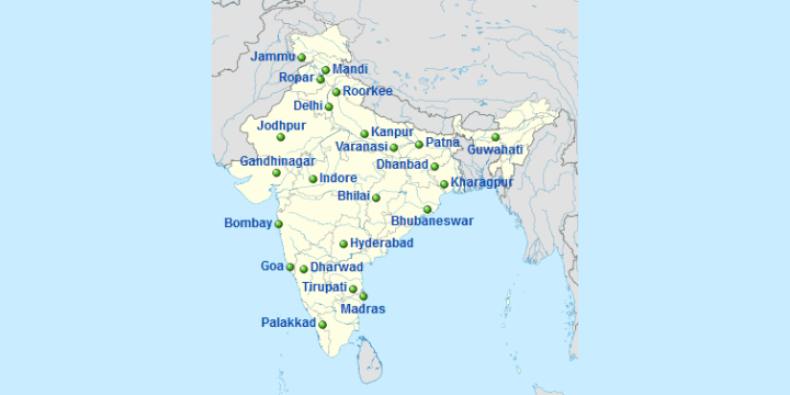 How many IIT Colleges are there in India? [Detailed List]