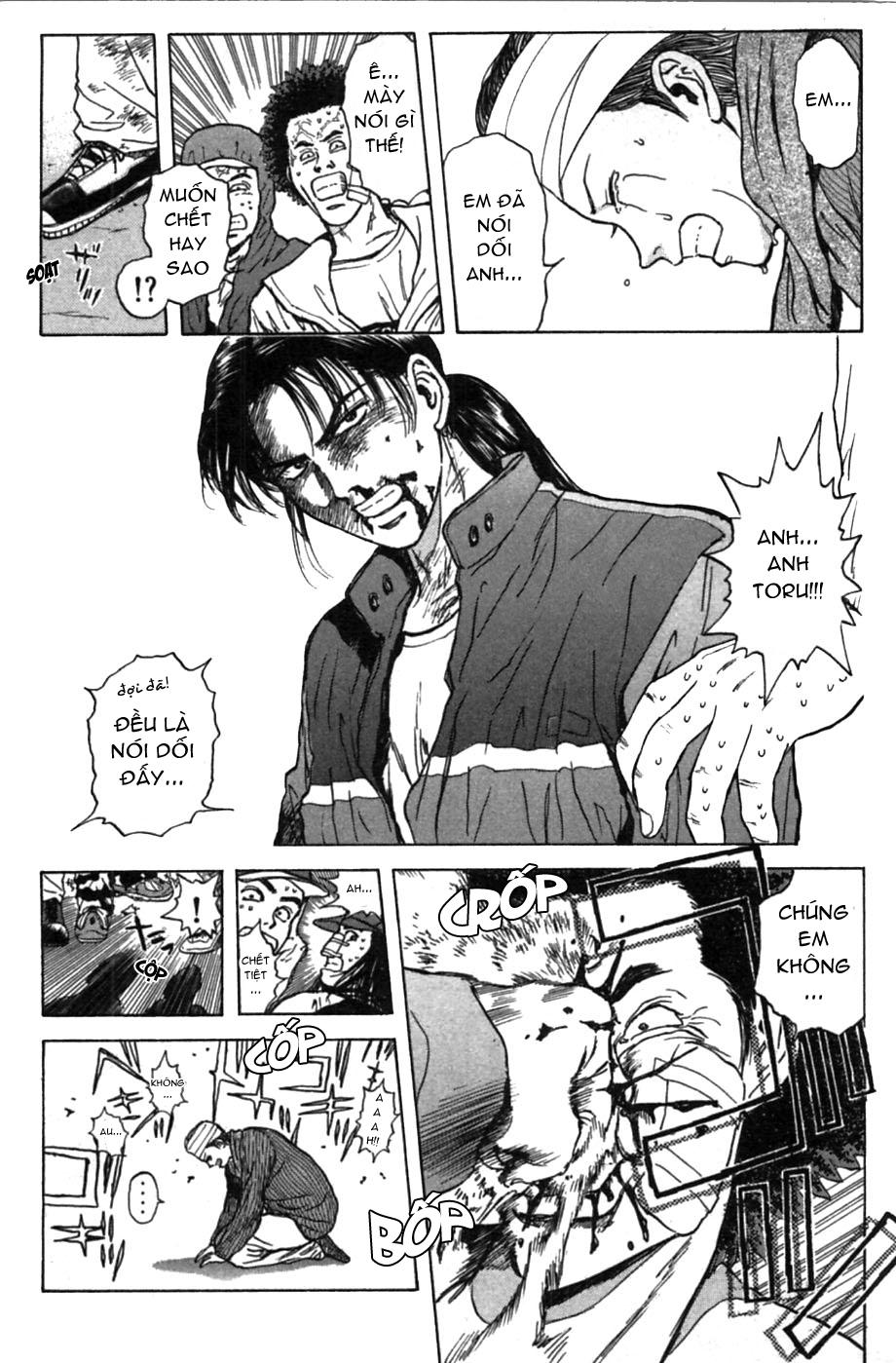 Psychometrer Eiji chapter 45 trang 16