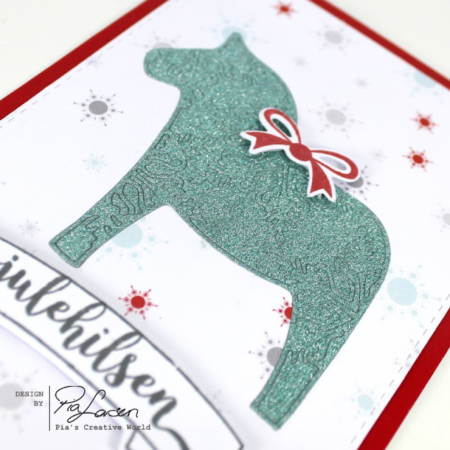 Pia 39 s creative world 4 months till christmas Why do we put stamps on letters