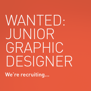 Laban Brown Design are recruiting for a Junior Graphic Designer
