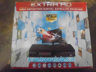 Receiver Terbaru Extra HD Ethernet Dream Box