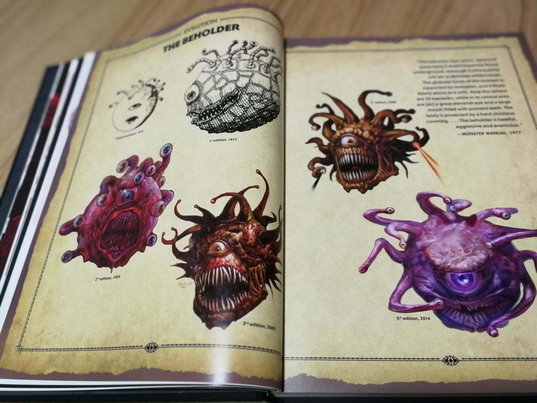 Art & Arcana - Guía de Dungeons & Dragons - Contemplador