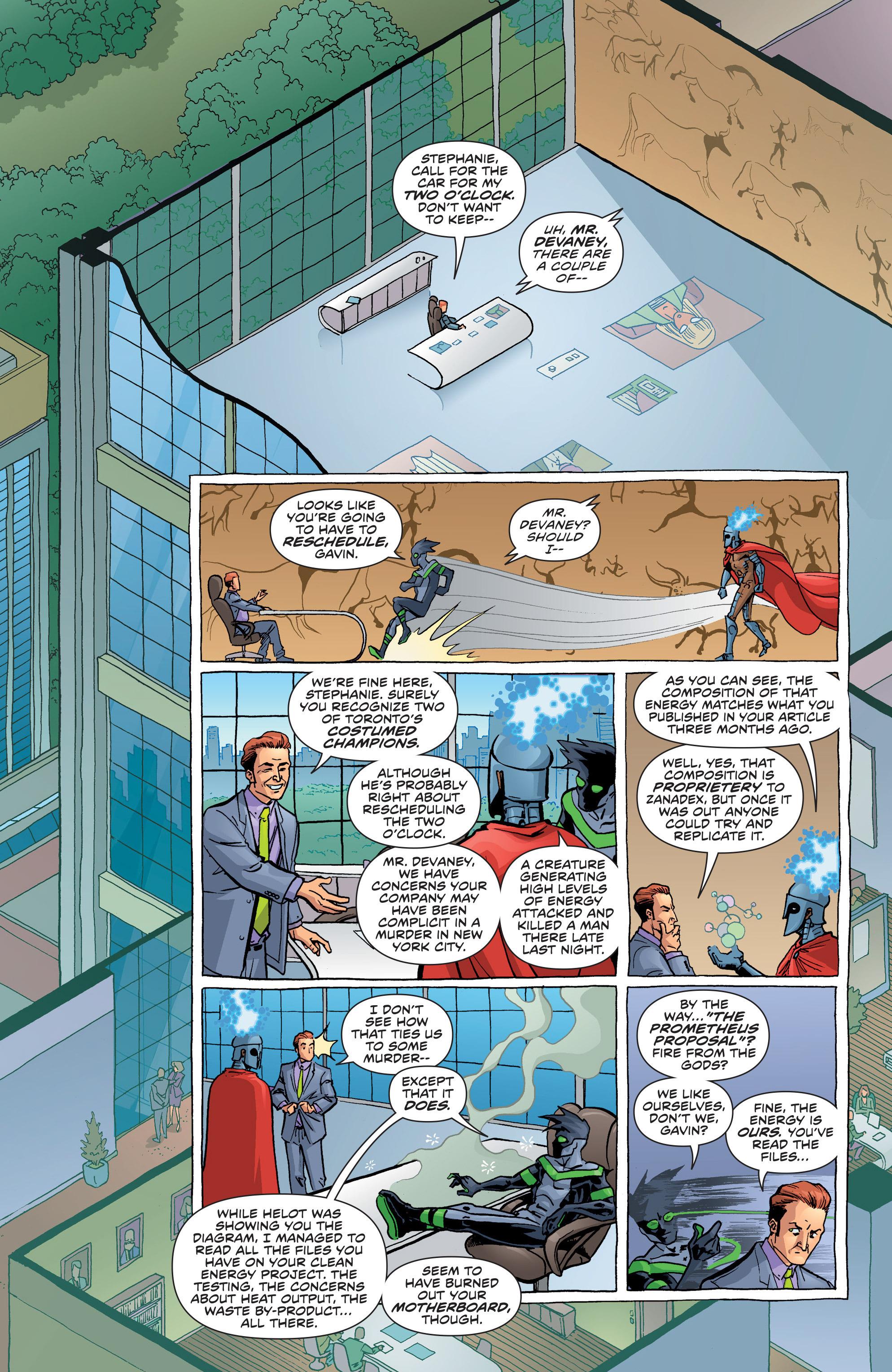 Read online Secret Identities comic -  Issue # _TPB - 65