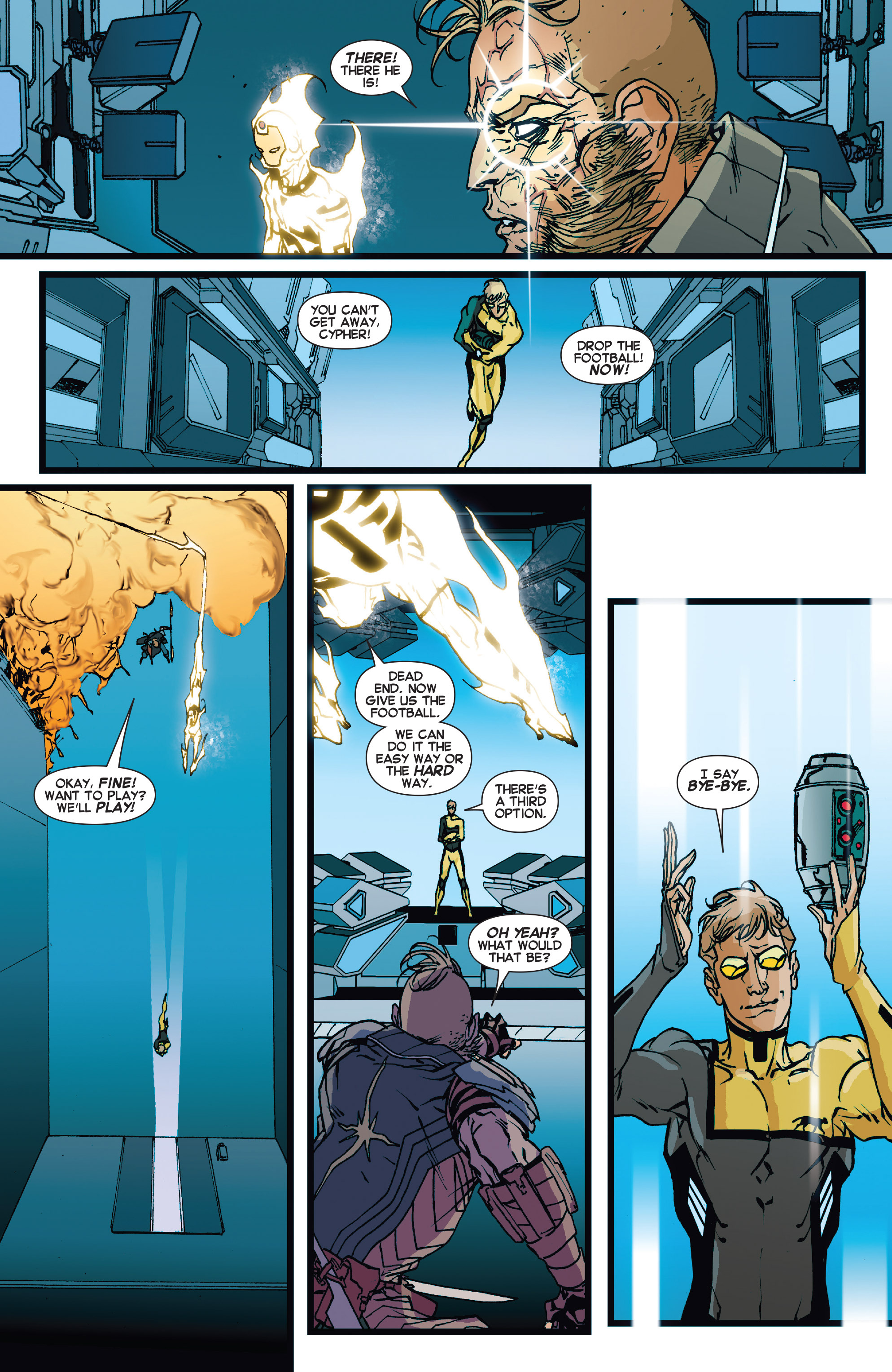Read online All-New X-Factor comic -  Issue #17 - 20