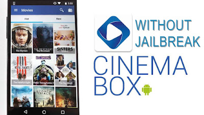 Cinema Box For iOS Without Jailbreak