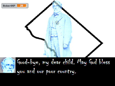 Good-bye my dear child may God bless you and our poor country Robert E. Lee quote