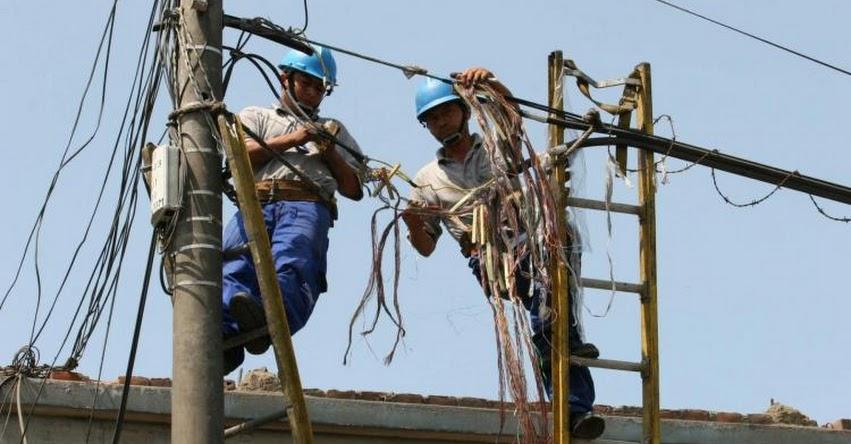 INACAL organiza hoy evento sobre políticas de instalaciones eléctricas de calidad - www.inacal.gob.pe