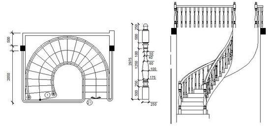 escalier personnalisé