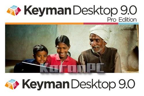 Keyman Desktop Professional 9.0 + Free