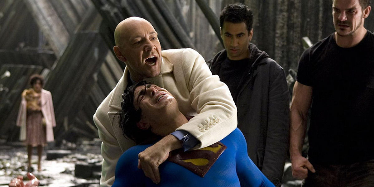 Instead We Got A Story That Takes Place Supposedly 5 Years After The Events Of Superman II Thankfully Ignores III And