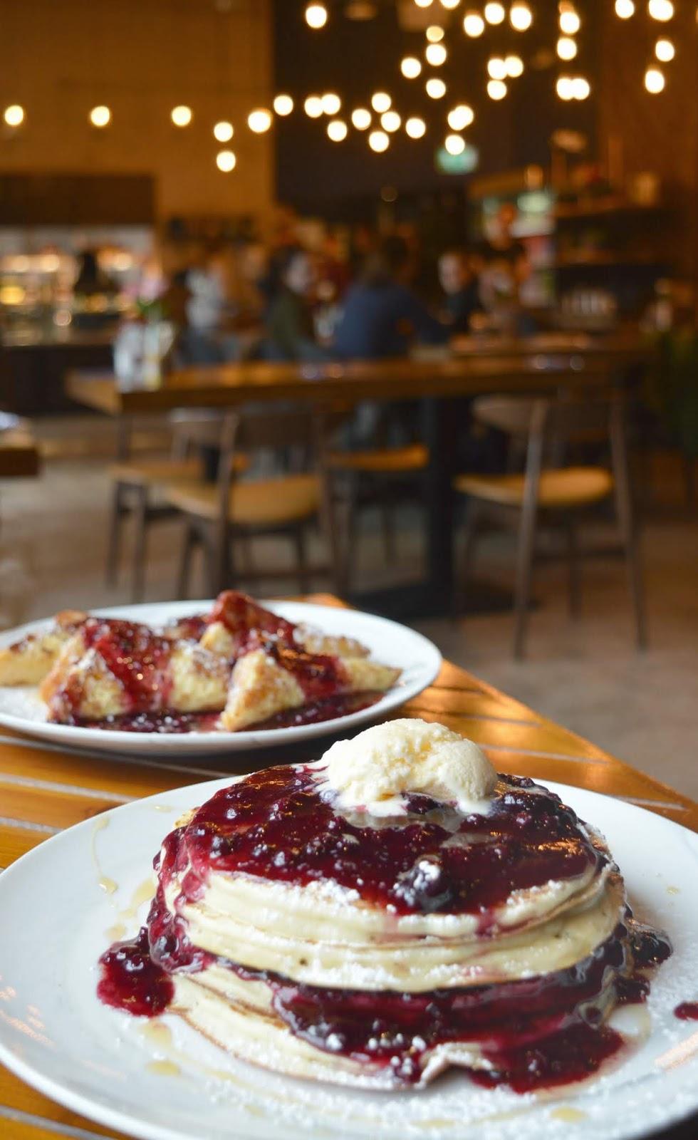 The Dispensary Newcastle - Pancakes