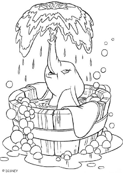 Adult Elephant Coloring Pages – Colorings.net