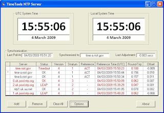 Time NTP Server