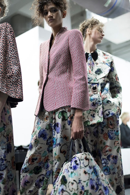 Cool Chic Style Fashion_Backstage at Giorgio Armani AW16 Photography Martina Ferrara