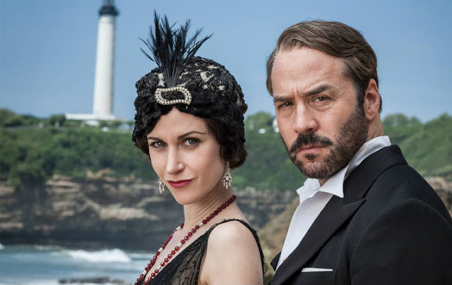 Mr Selfride and Lady Mae || Mr. Selfridge, Series Four (2015). Sharing a review snippet of the fourth (and final) ITV series. All text © Rissi JC / Silver Petticoat