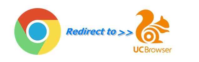 Cara Memasang Script Redirect UC Browser ke Chrome Lebih Cepat