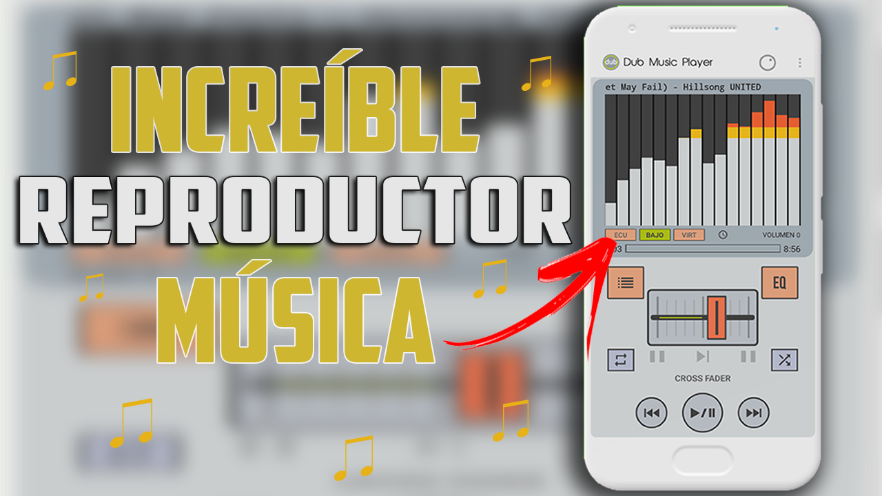 Dub Music Player + Equalizer v2 8 build 175 [Ad-Free +