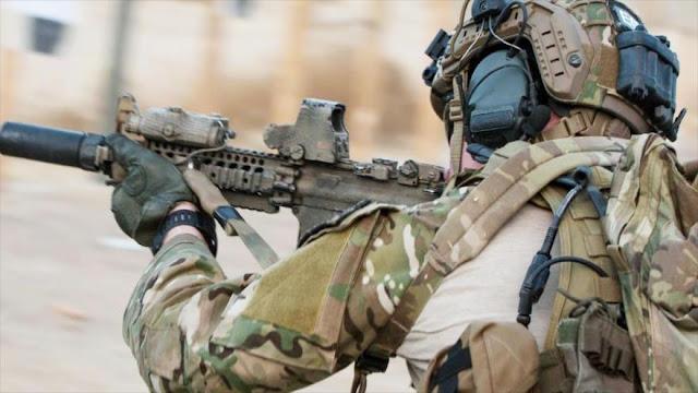 """""""Militares de EEUU están en Lituania para disuadir agresión rusa"""""""