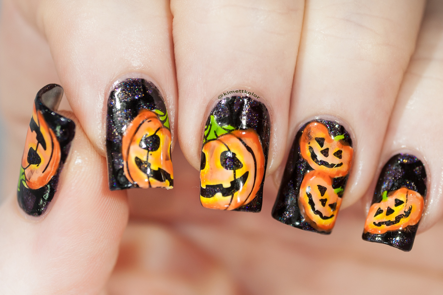 Jack O\' Lanterns for #maniswapcircle | Kimett Kolor