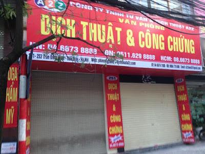 Dịch thuật huyện Định Hoá - Thái Nguyên ko phải lo lắng về rào cả tiếng nói nữa