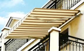 jasa pembuatan canopy kain, tenda membrane dan awning gulung bogor
