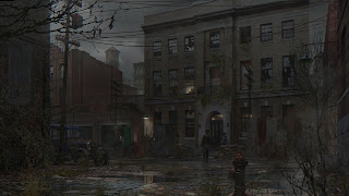The Sinking City PS3 Background