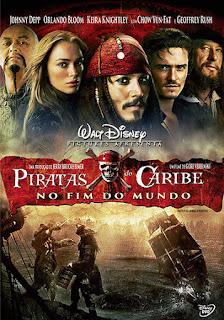 Piratas do Caribe: No Fim do Mundo - BDRip Dual Áudio