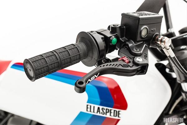 BMW R80 độ Street Tracker dáng dấp xe đua Flat Track