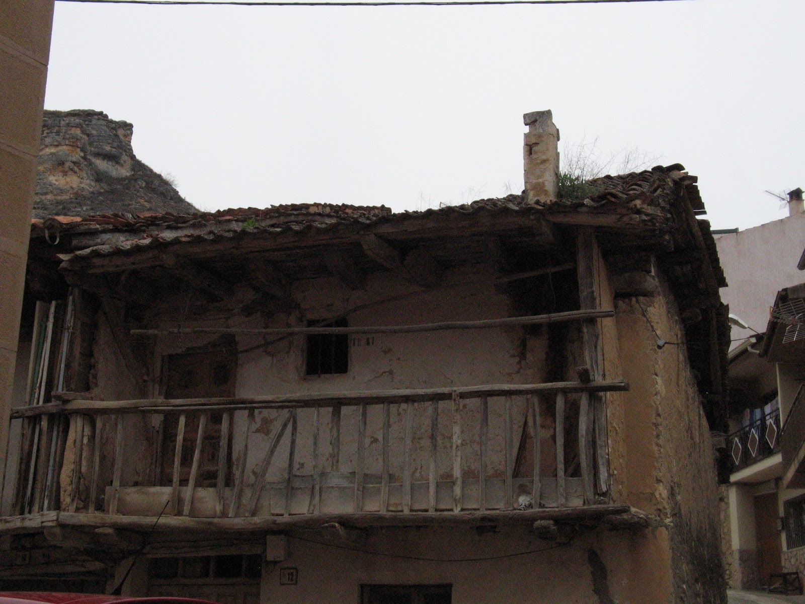 Tejados Segovianos O Tejados A La Segoviana Mayo 2017 ~ Tejadillos Para Puertas Rusticos