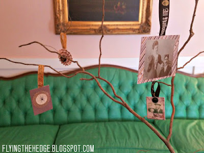 DIY Ancestral Samhain Tree