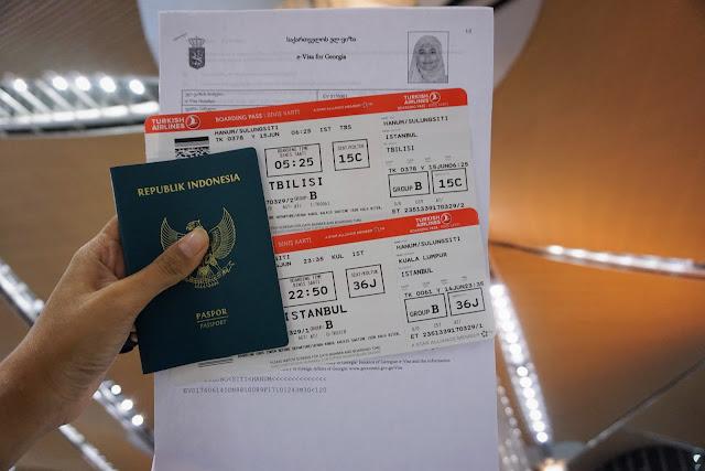 Traveling ke Georgia dengan Skyscanner Indonesia