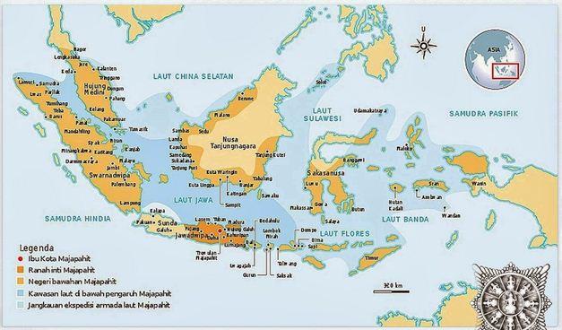 Sejarah Kerajaan Majapahit Lengkap