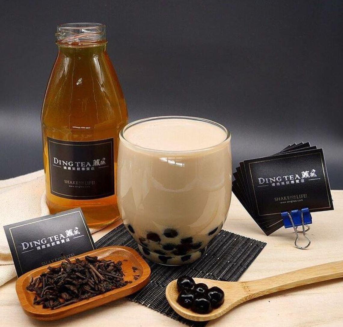 April 6 - 7   New Ding Tea Opens in Costa Mesa - BOGO 50% Off Drinks