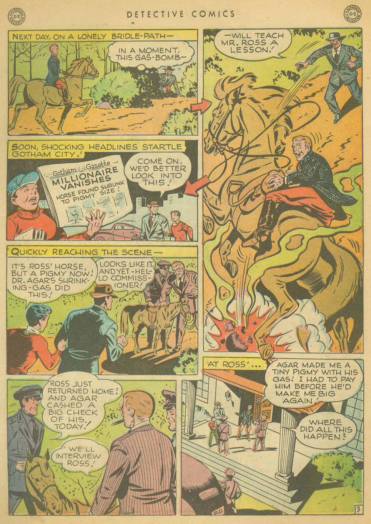 Detective Comics (1937) issue 127 - Page 5