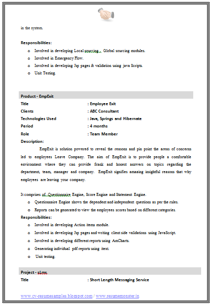 Doc.#680969: Simple Resume Format Download – Basic Resume Template