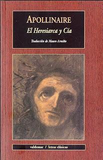 Guillaume Apollinaire - El Heresiarca y Cía.