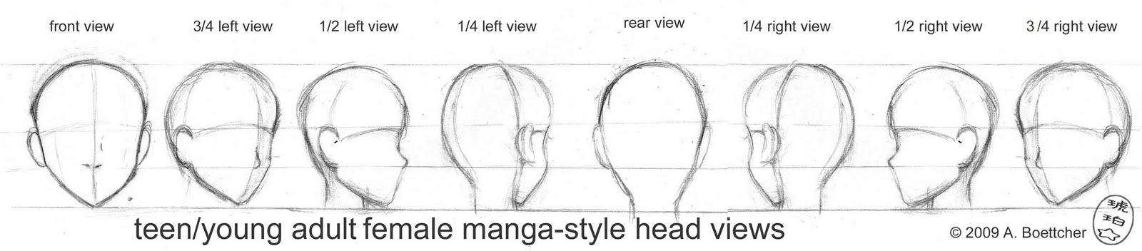 Manga stringz 2011 04 10 for Manga character template