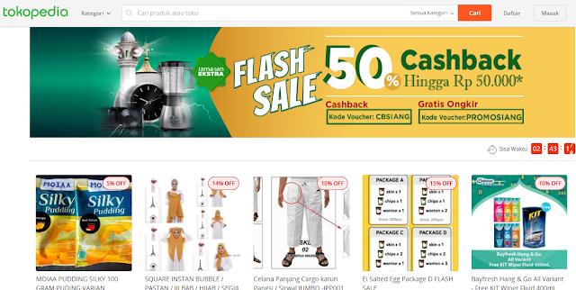 7 Tips Belanja Online Hemat Selama Bulan Ramadan di Tokopedia