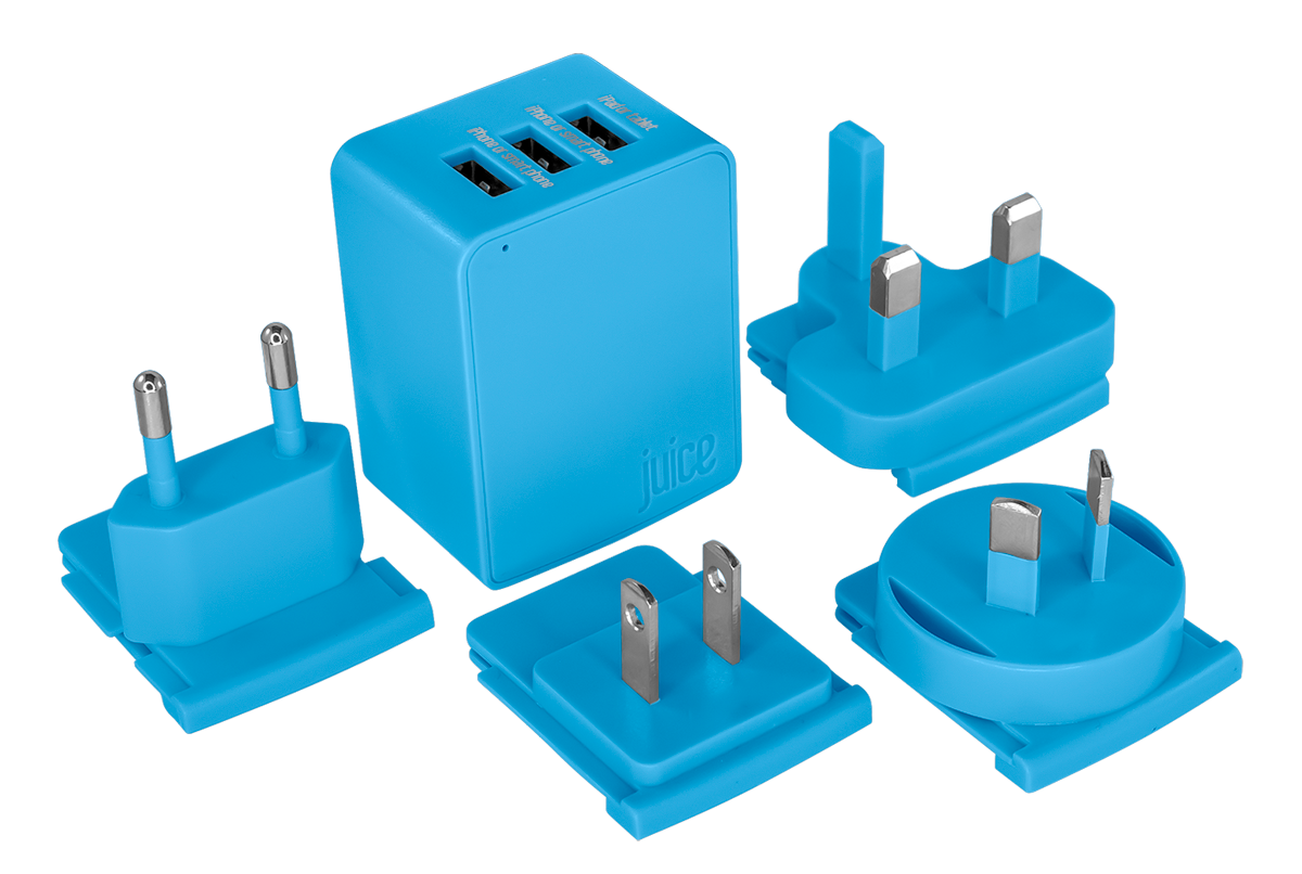 Review Travel Juice Adaptor The Test Pit