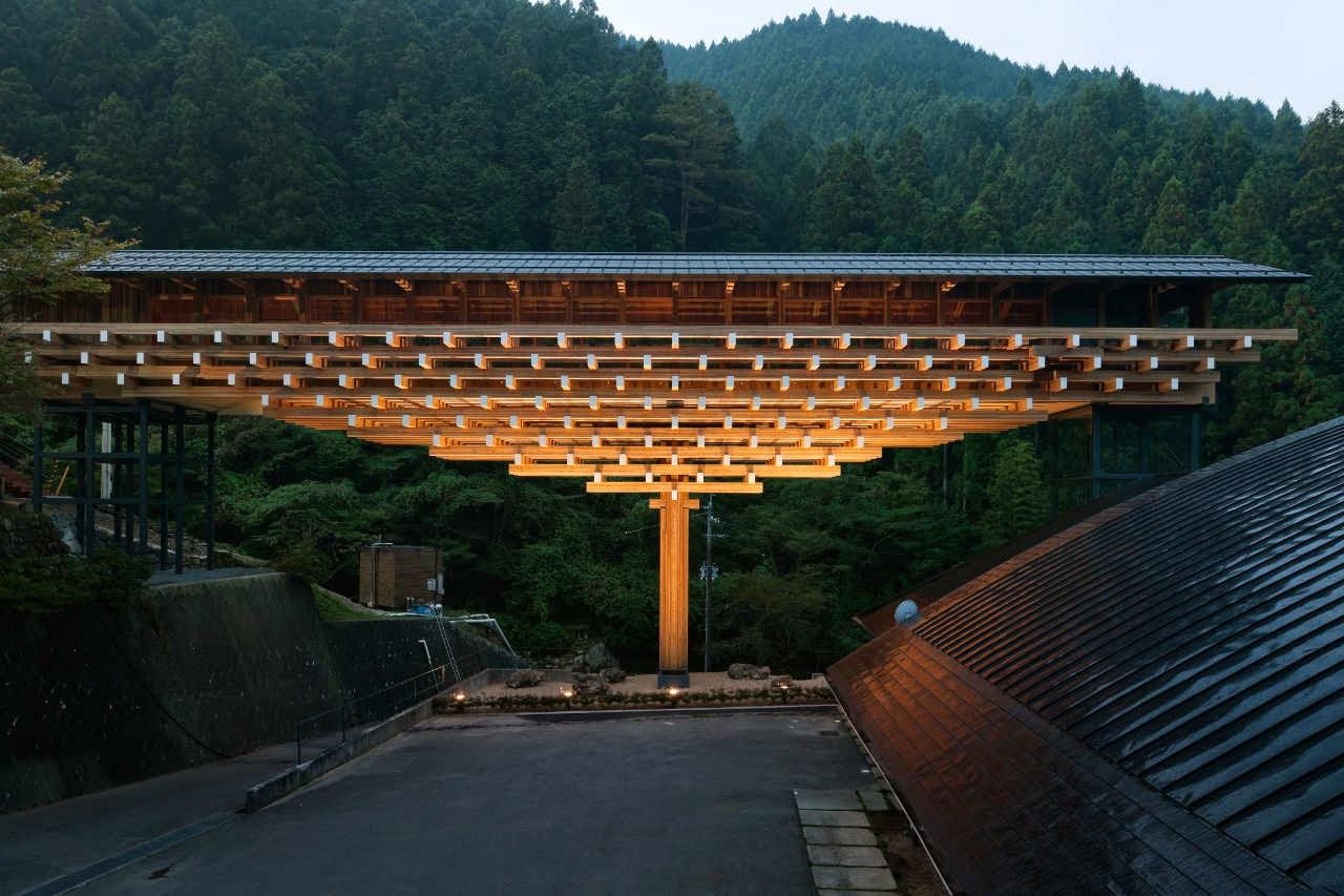 Wood museum